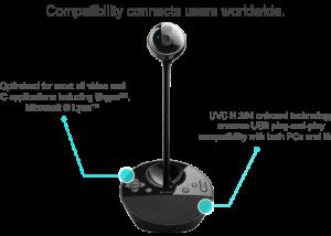 Logitech BCC950 ConferenceCam