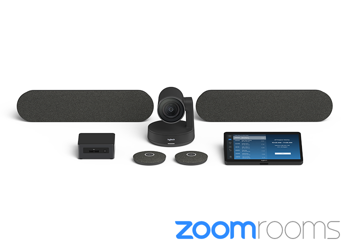 Logitech Tap - Large Rooms Zoom Rooms
