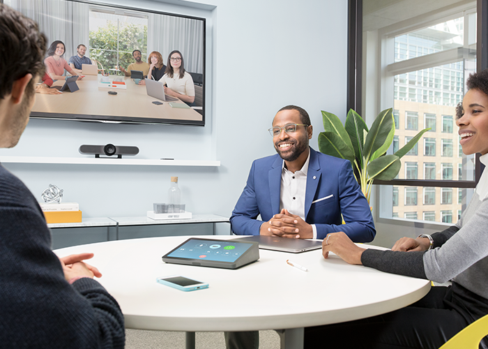 Logitech Tap - Small Rooms - Video Conferencing New Zealand