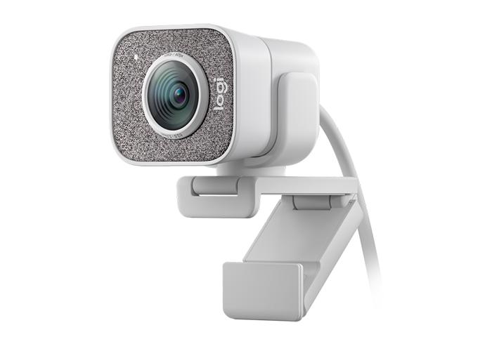 Logitech-StreamCam-FullHD-Webcam-white-right-side-view
